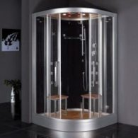 DZ962F8 STEAM SHOWER ROOM FOR TWO PERSONS